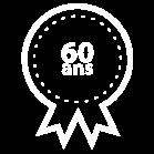 60 ans d'expérience